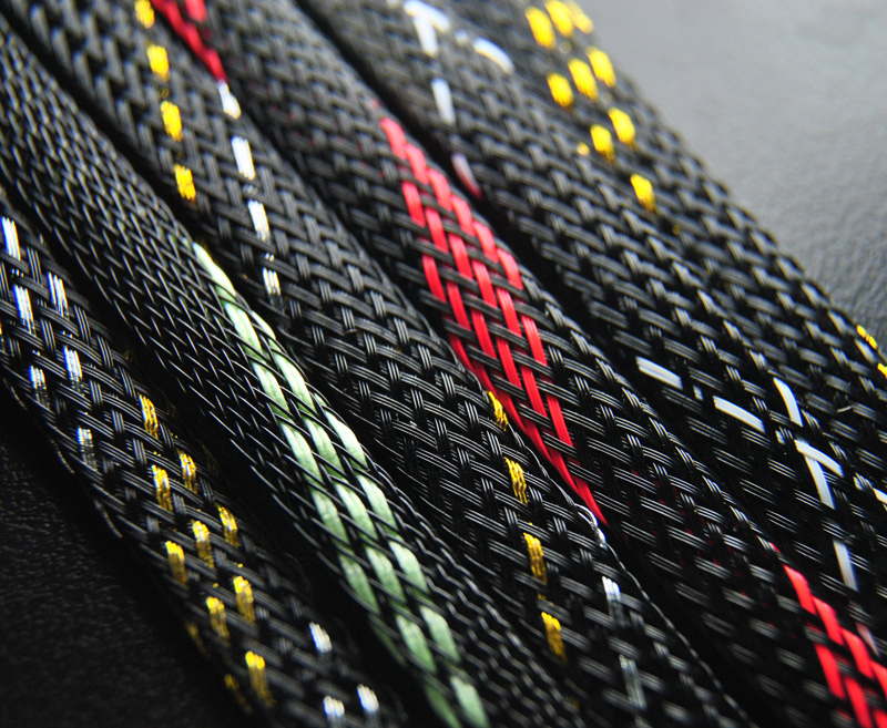 Pattern Expandable Braided Sleeving