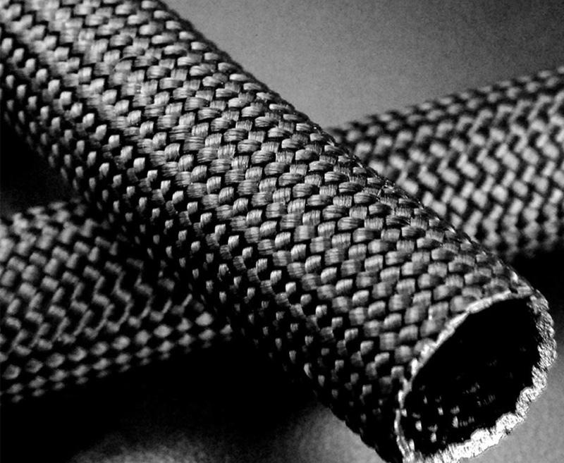 Nylon Multifilament Braided Sleeving