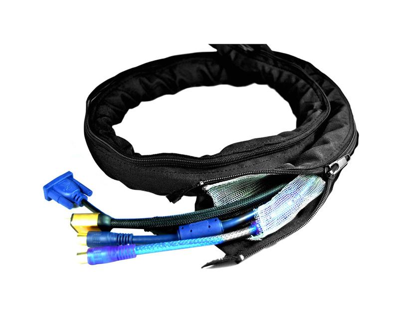 Zipper Shielding Wrap