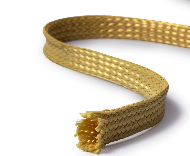 Kevlar® Braided Sleeving