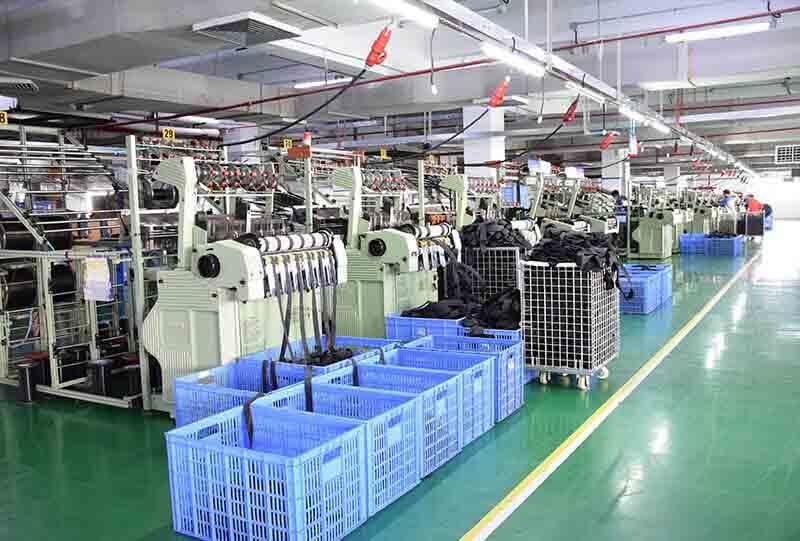 Textile sleeve workshop