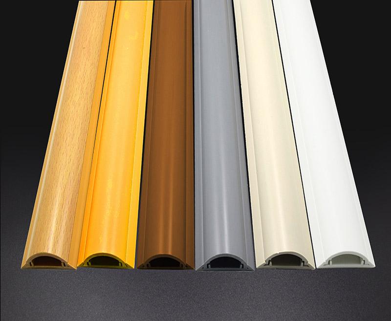 PVC Floor wiring duct