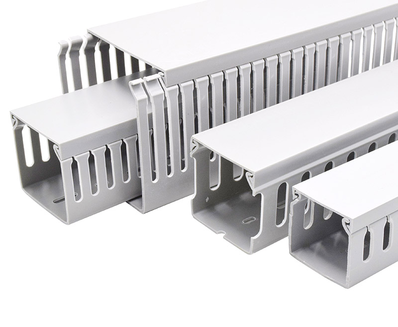 Open/Closed Slot wire duct